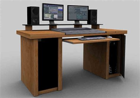 home studio mixing desk home recording studio furniture gallery