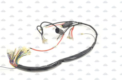 wiring harness for yamaha xt 500 wiring diagram manual