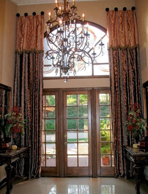 decorative window curtains custom drapery makes a lasting impression anna ione