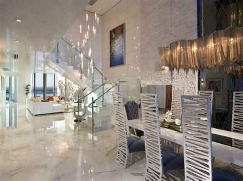 ocean penthouse miami beach contemporary living room pfuner design oceanfront penthouse contemporary on