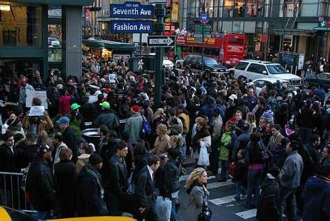 Lada De New York Las Ciudades Pobladas Mundo Las Grandes Ciudades