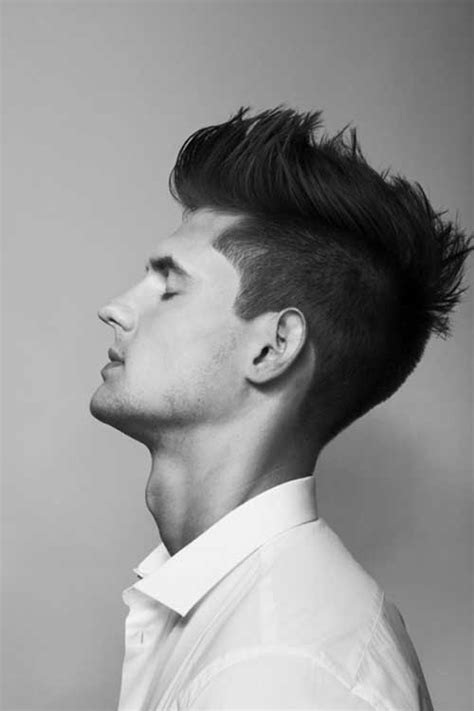 messy pompadour hairstyle men top 50 men hairstyles mens hairstyles 2018