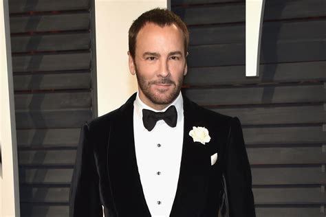Frem Tomford tom ford says veganism is changing how he designs clothes