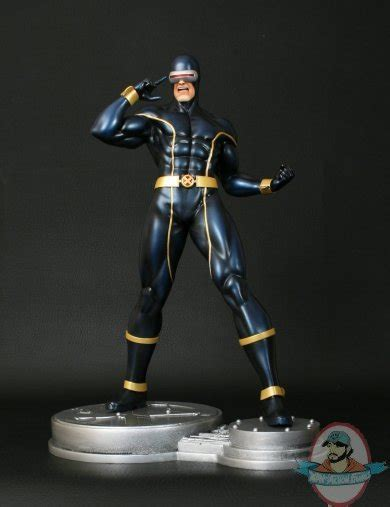Kaos Xmen Mutant Equality Now cyclops modern statue by bowen designs used of