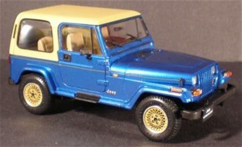 Miniatur Jeep Wrangler Unlimited Skala 64 minipassionmini mis modelos a escala my scale models