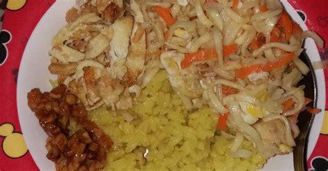 buat nasi uduk pakai magic com resep nasi kuning magic com ala mami yos oleh princess