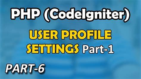 codeigniter tutorial video in hindi how to create custom blog codeigniter mvc part 6