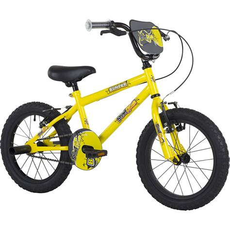 16 inch bike bumper stunt rider 16 inch boys bike 2014