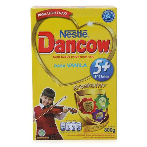 Dancow 1 Vanilla 800gr jual dancow 5 vanilla 800gr prosehat