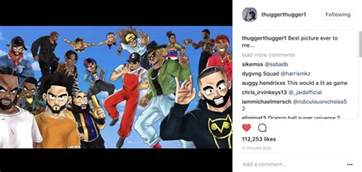 young thug classically combines fave rappers amp dragon ball picture