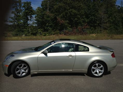 infiniti g series g35 2005 technical specifications of cars
