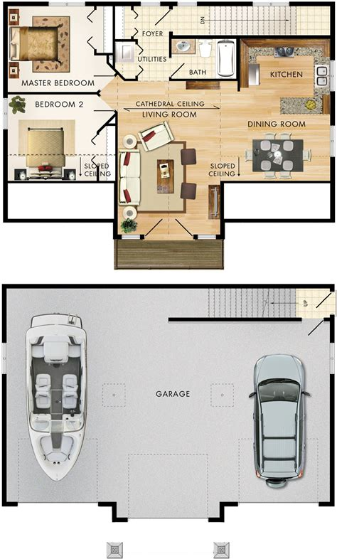 home hardware garage floor plans