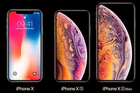 iphone x al iphone xs esto es todo lo que ha cambiado