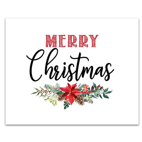 printable christmas signs printable christmas signs christmas printables