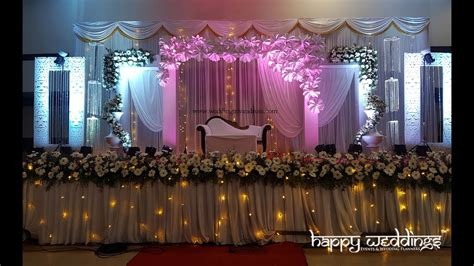 wedding decoration video download reception wedding stage decoration in trivandrum at sri