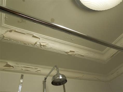 bathroom ceiling paint peeling bathroom ceiling spots and peeling paint picture of