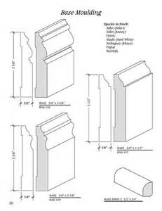 Baseboards Sizes by Molding Amp Trim Product Review Amp Design Guide Newood Moulding