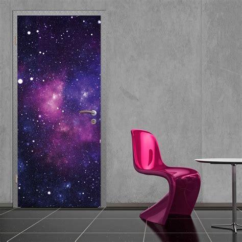 galaxy door sticker fancycom