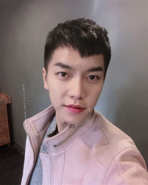 lee seung gi official facebook lee seung gi instagram update 2 6 18 lee seung gi forever