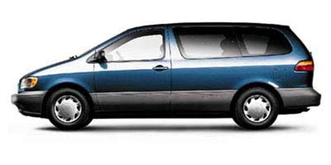 1998 toyota sienna wheel and rim size iseecars.com