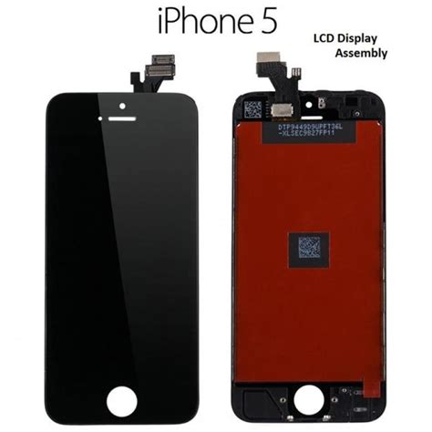 Lcd Iphone 5 Biasa a1429 iphone 5 lcd display touch screen digitizer