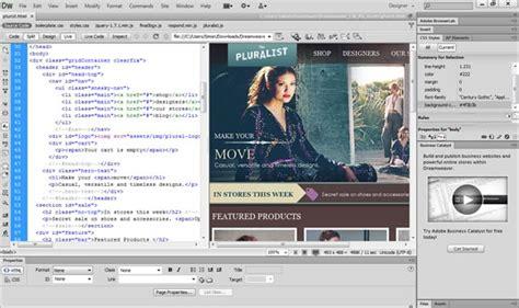 layout view in dreamweaver cs6 adobe dreamweaver cs6 review creative bloq