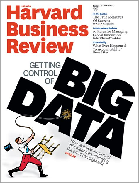 Harvard Mba Statistics by Big Data The Management Revolution