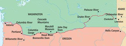 columbia & snake rivers journey, cruise, nat geo quest