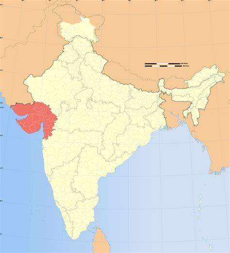 locator map file india gujarat locator map svg