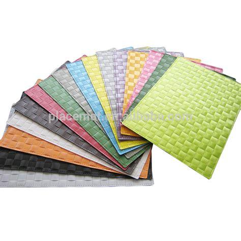 Woven Vinyl Placemats Wholesale Plastic by Woven Plastic Placemats View Pp Woven Placemats Prostar