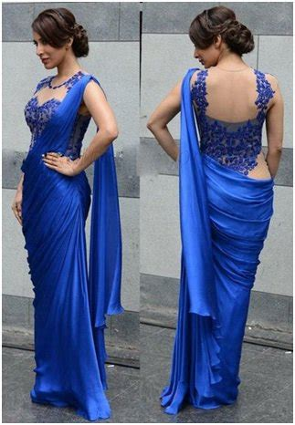 latest blouse designs for plain saree. top blouse designs