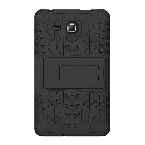 Premium Rugged Armor Samsung Tab A 2016 7 T280 T285 Casing Back rugged tough shockproof cover stand for samsung galaxy tab a 7 0 2016 ebay