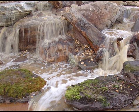 aquascape pondless waterfall pondless waterfalls disappearing waterfalls low