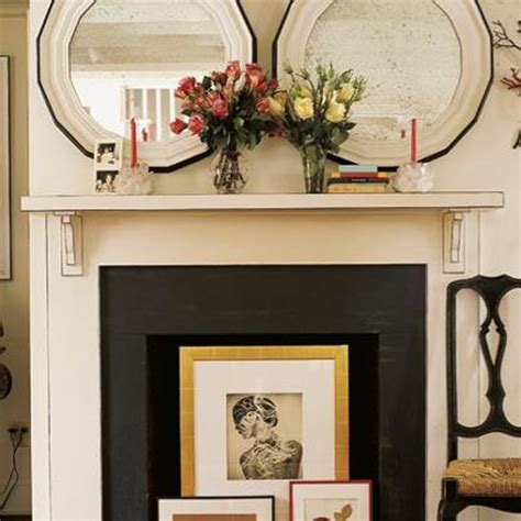 fireplace ideas no fire creative ways to decorate your fireplace in the off season
