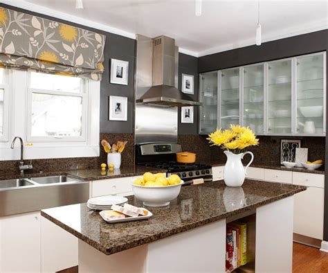 Cuisine Carrée Ouverte by Our Favorite Kitchens On A Budget