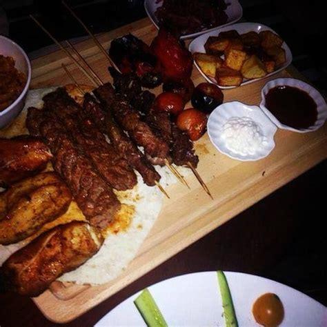 v駻anda cuisine bosphorus cuisine and grillroom doha restoran