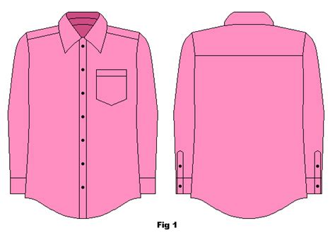 pattern back dress shirts shirt with high curved neck and collar adaptation