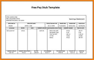 free printable paycheck stubs health symptoms and cure com