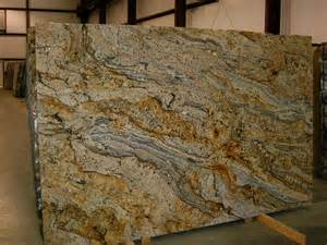 Kitchen Cabinets And Counters golden cascade granite slab 24466