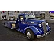 1937 Chevrolet Hot Rod Car Hauler  Big Block V8 Powered