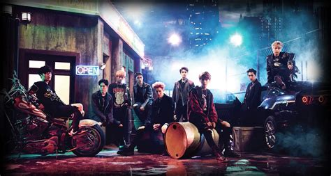 exo coming over watch exo hypes things up in short mv for newest japanese