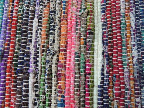 fabric strips rag rugs pre cut fabric strips for rag rugs rug designs