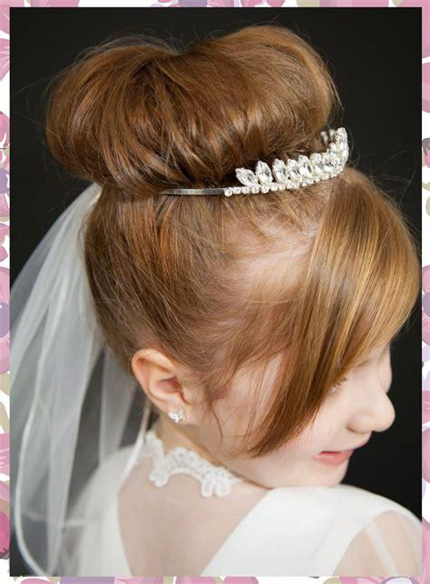 peinados para ni as de pelo corto peinados con coronas para ni 241 as peinados lindos y faciles