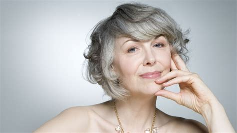 grey hair color ideas for over 60 years old going grey or color away how hair color shades our