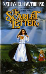 The Scarlet Letter Cover by The Scarlet Letter Nathaniel Hawthorne Macmillan