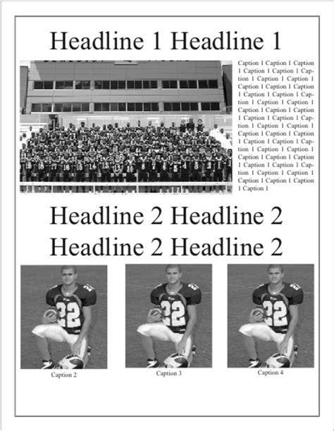 layout software newspaper newspaper design software free online newspaper generator