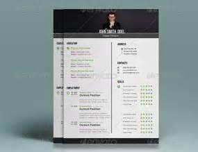 Resume Templates Modern Design Awesome Resume Cv Templates 56pixels
