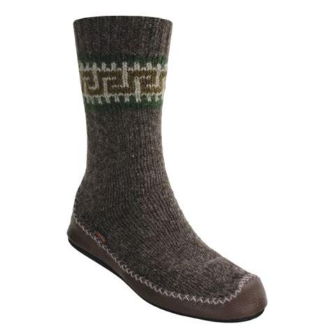 best slipper socks great indoor outdoor slipper sock acorn acadia slipper