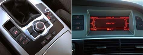 Audi Mmi Basic by Vilket Audi Multimedia Interface Mmi Har Jag