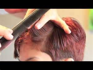 how to cut s hair step by step tutorial haircut step by step most trendy haircut
